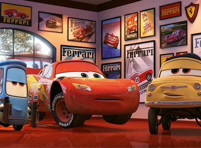 Afbeelding van Ravensburger puzzel Cars 3 vrienden from ColliShop