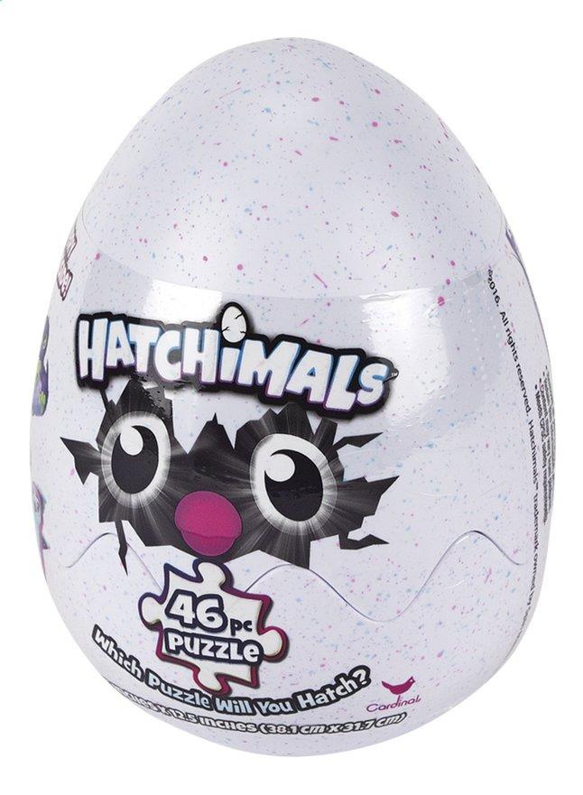 Puzzel Hatchimals in ei