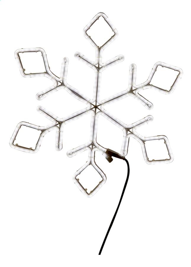 Image pour Décoration lumineuse LED flocon de neige 1 blanc froid à partir de ColliShop