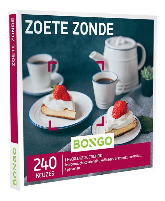 Afbeelding van Bongo Cadeaubon Zoete Zonde from ColliShop