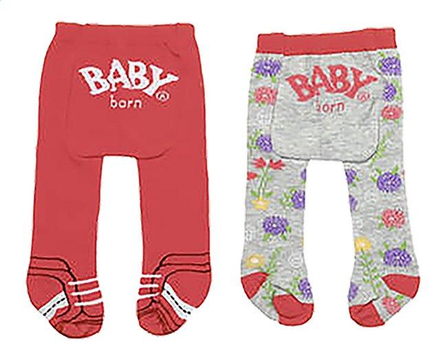 Afbeelding van BABY born 2 broekkousen rood from ColliShop