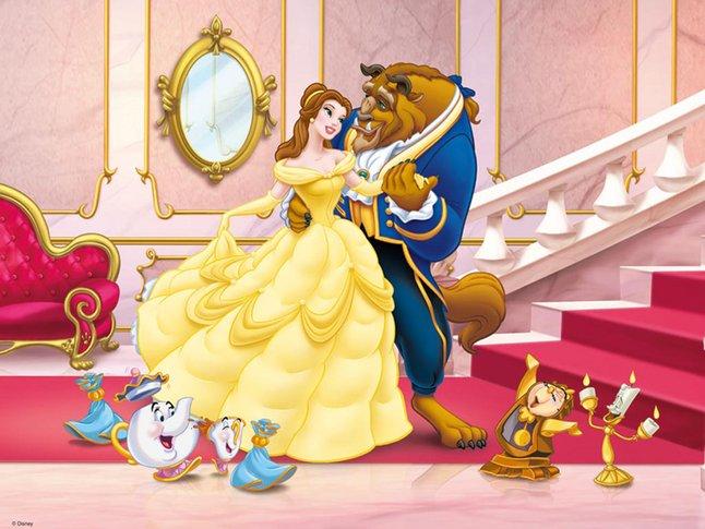 Image pour Ravensburger puzzle La Belle et la Bête à partir de ColliShop