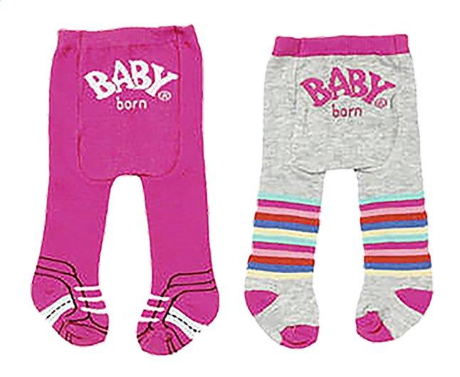 BABY born 2 broekkousen roze