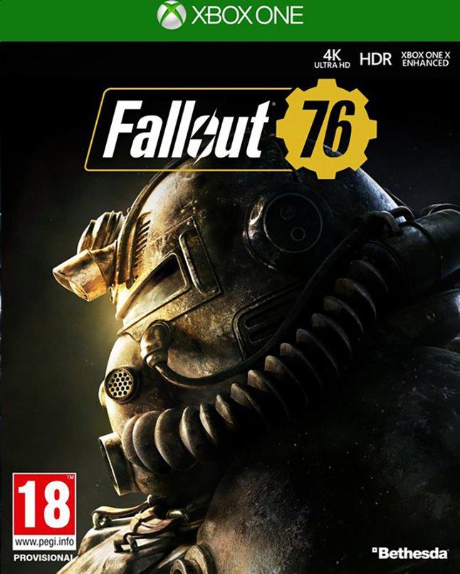 Image pour Xbox One Fallout 76 FR/ANG à partir de ColliShop