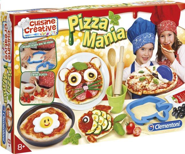 Image pour Clementoni Pizza Mania à partir de ColliShop