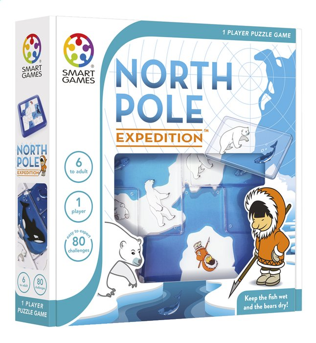 Image pour North Pole Expedition à partir de ColliShop