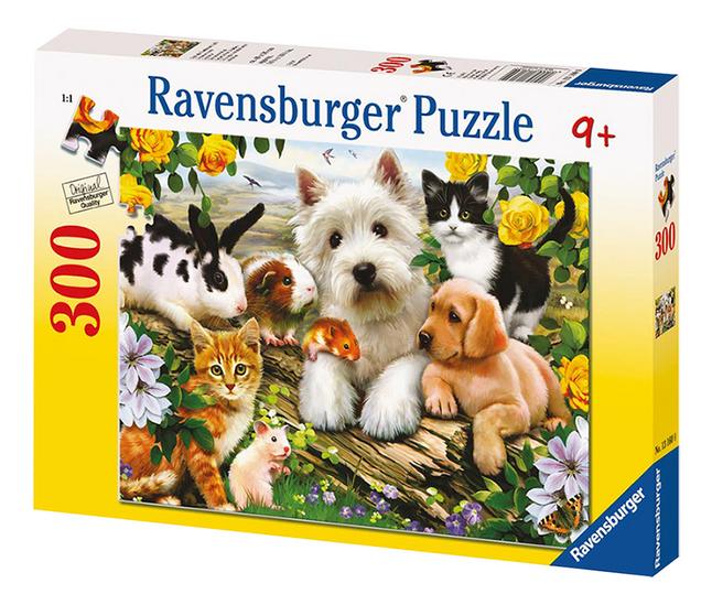 Afbeelding van Ravensburger puzzel Dierenvriendjes from ColliShop