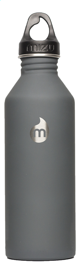 Afbeelding van Mizu drinkfles Grey 800 ml from ColliShop
