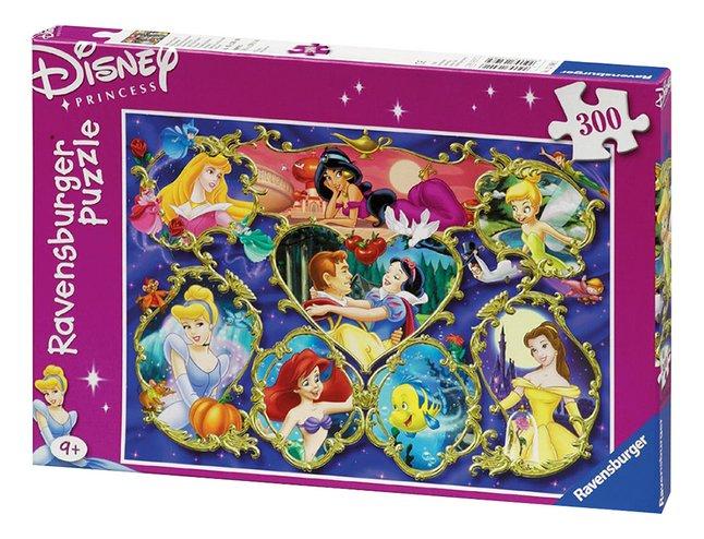 Image pour Ravensburger puzzle Galeries des princesses Disney à partir de ColliShop