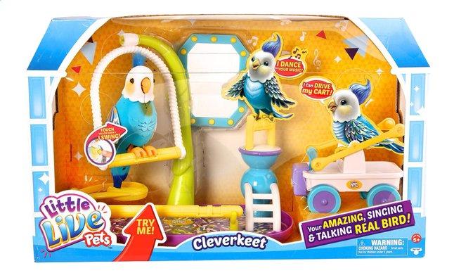 Afbeelding van Speelset Little Live Pets Cleverkeet from ColliShop