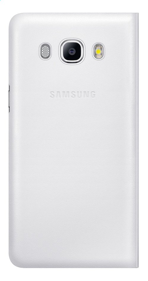 Afbeelding van Samsung foliocover Galaxy J5 2016 wit from ColliShop