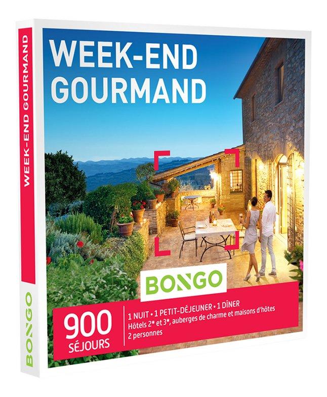 Bongo Week-end Gourmand
