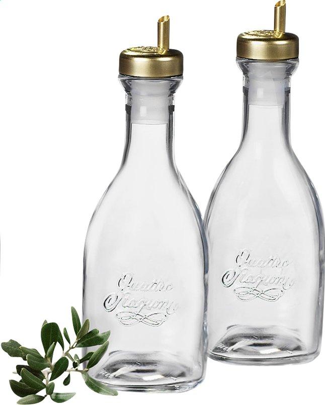 Image pour Bormioli Rocco set à huile et à vinaigre Quattro Stagioni à partir de ColliShop