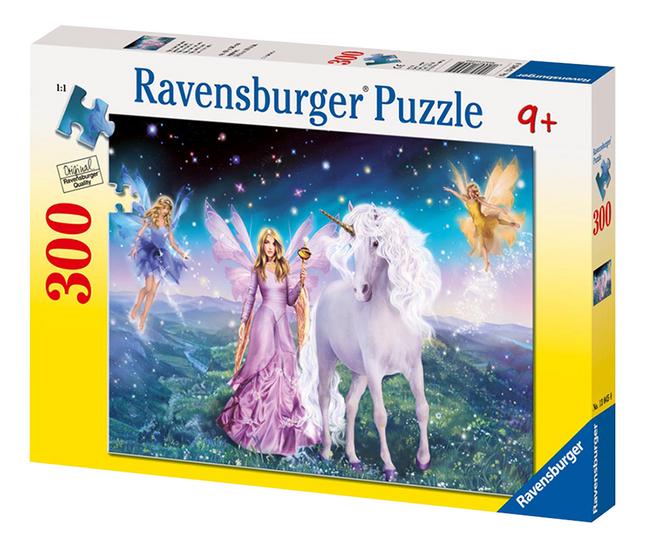 Afbeelding van Ravensburger puzzel Magische eenhoorn from ColliShop