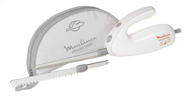 Image pour Moulinex Couteau électrique Secanto DJAC41 à partir de ColliShop