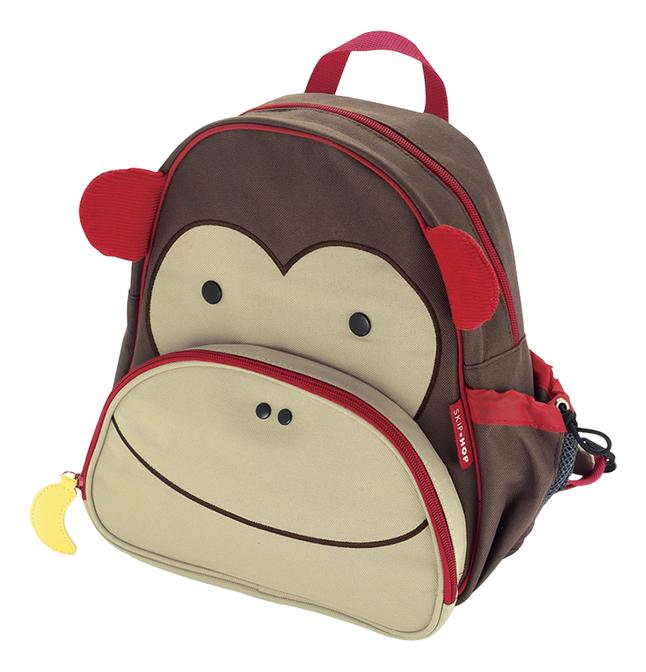 Afbeelding van Skip*Hop rugzak Zoo Packs aap from ColliShop