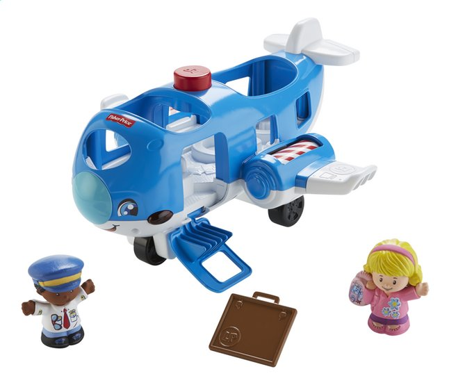Fisher-Price Little People Vliegtuig