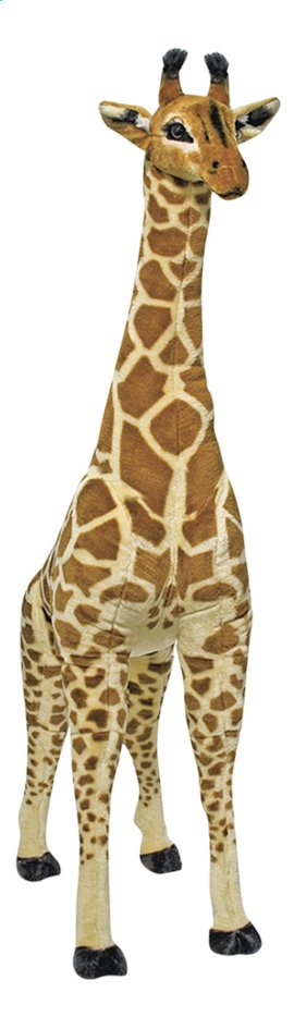 Peluche géante girafe 137 cm