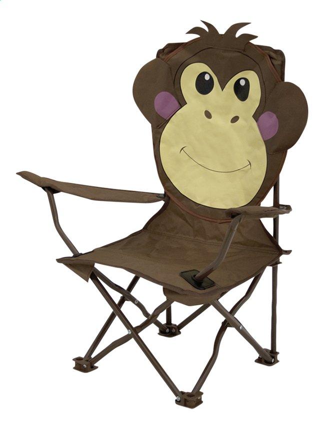 Image pour EuroTrail chaise de camping pour enfant Ardeche Singe à partir de ColliShop
