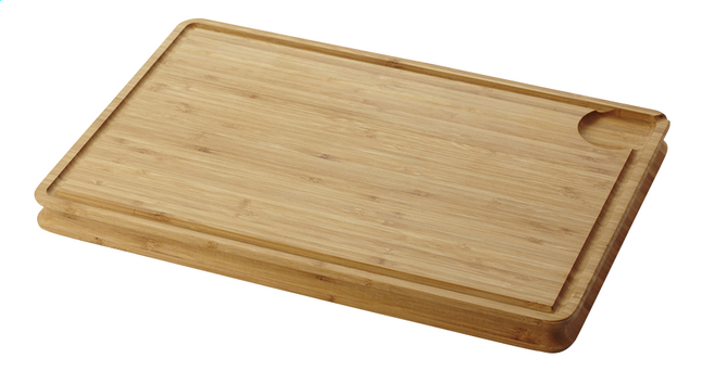 Afbeelding van Point-Virgule Snijplank Bamboo L 45 x B 30 cm from ColliShop