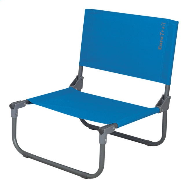 Image pour EuroTrail chaise de camping Minor azur à partir de ColliShop