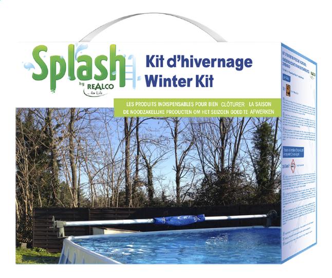 Image pour Realco kit d'hivernage pour piscines avec filtre à partir de ColliShop