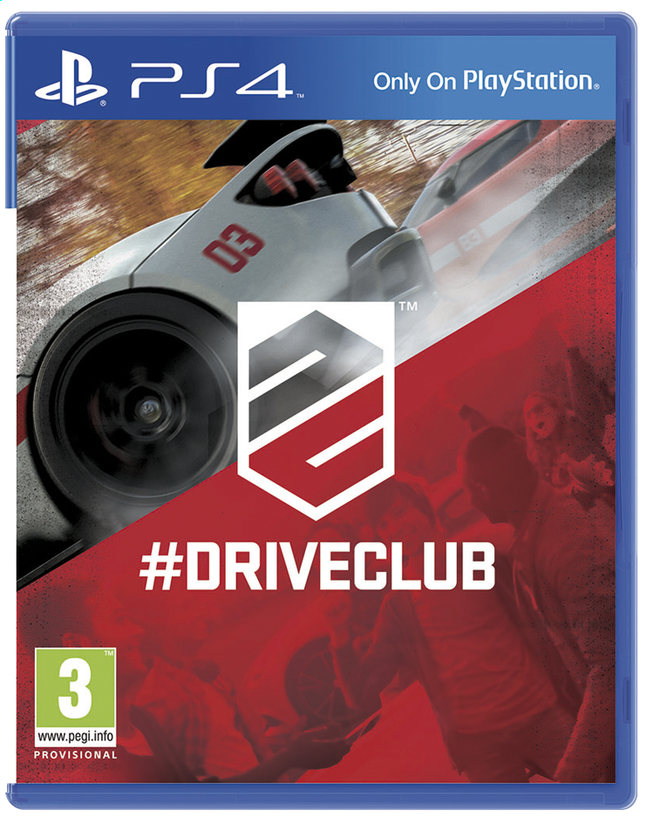 Afbeelding van PS4 Driveclub ENG/FR from ColliShop