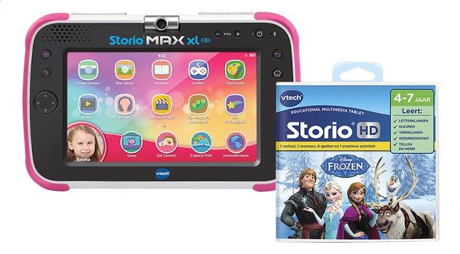 Afbeelding van VTech Tablet Storio MAX XL 2.0 + Frozen from ColliShop