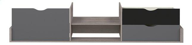Image pour Tempo structure de rangement pour dessous de lit avec tiroirs et porte à partir de ColliShop