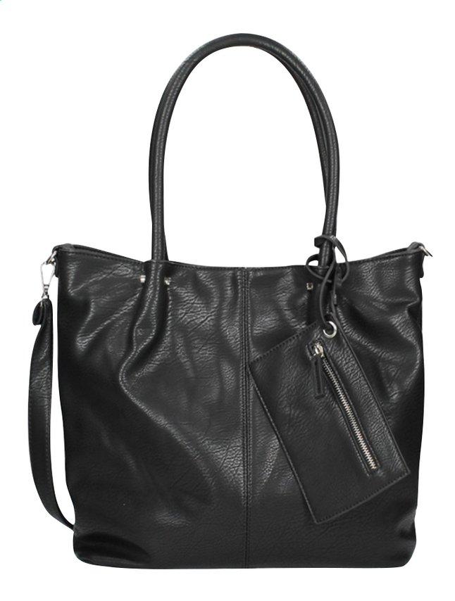 Afbeelding van Maestro shopper Bag-In-Bag zwart from ColliShop