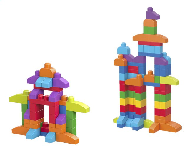 Afbeelding van Mega Bloks Build 'n Create 250 stuks from ColliShop
