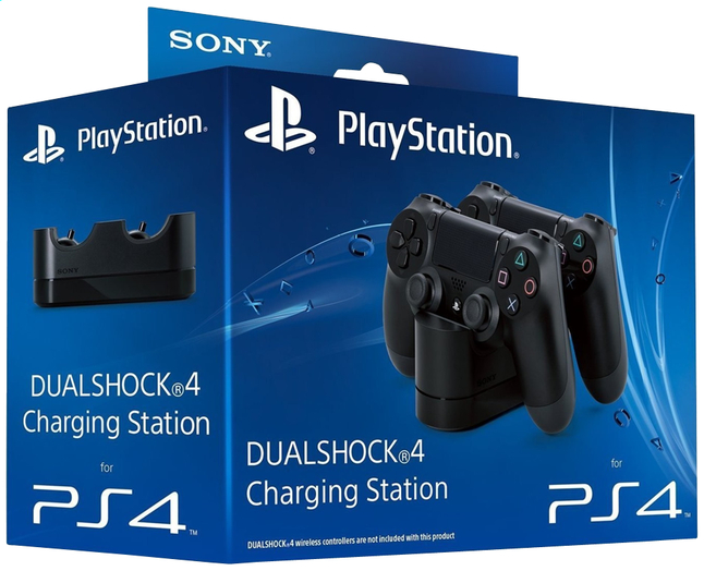 PS4 DualShock 4 laadstation