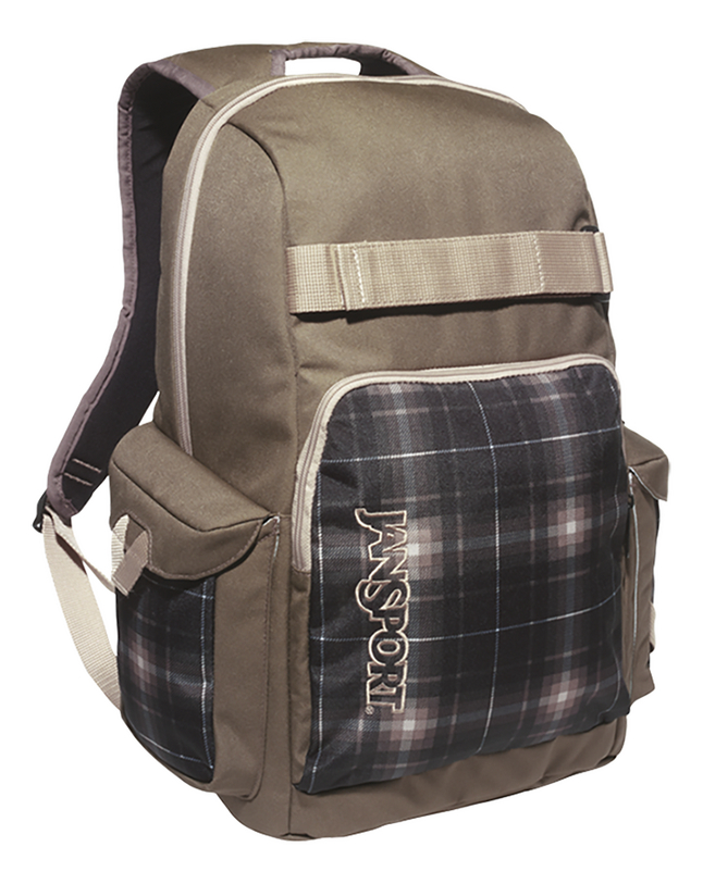 Afbeelding van JanSport rugzak Scraper State grey from ColliShop