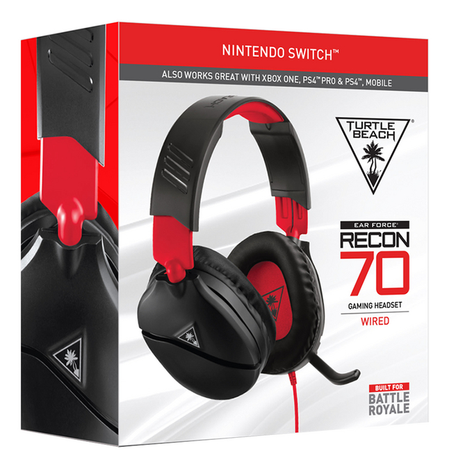 Afbeelding van Turtle Beach Headset Recon 70N from ColliShop
