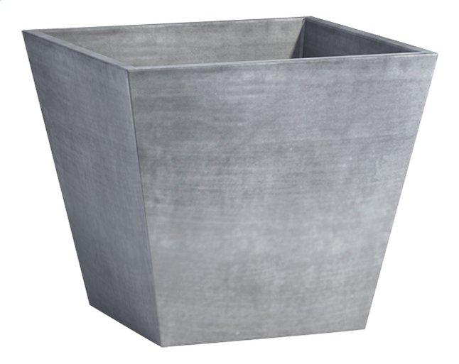 Image pour Ecopot's Pot Rotterdam bluestone 30 x 30 cm à partir de ColliShop