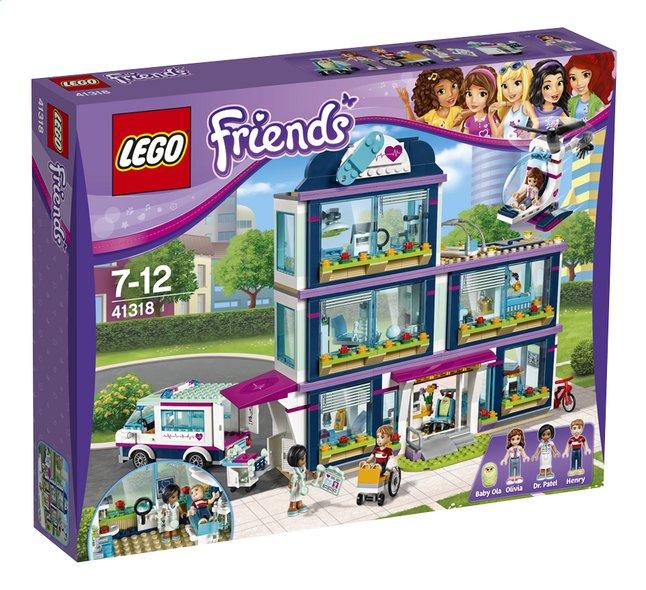 Afbeelding van LEGO Friends 41318 Heartlake ziekenhuis from ColliShop