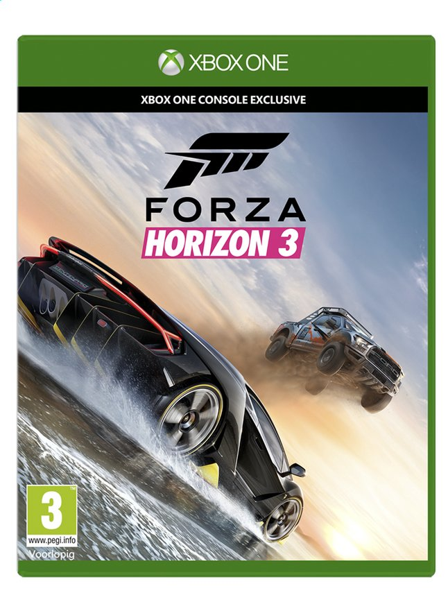 Afbeelding van XBOX One Forza Horizon 3 ENG/FR from ColliShop