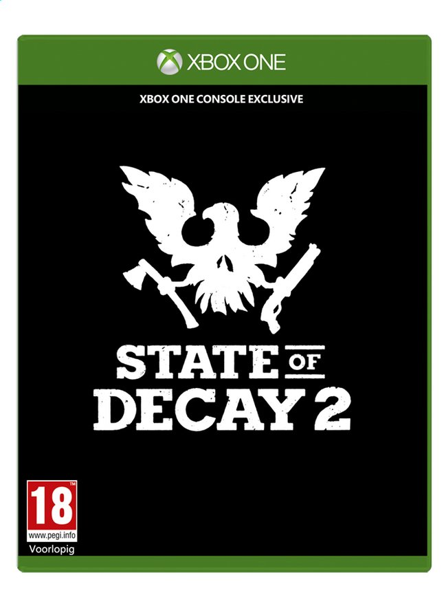Image pour XBOX One State of Decay 2 FR/ANG à partir de ColliShop