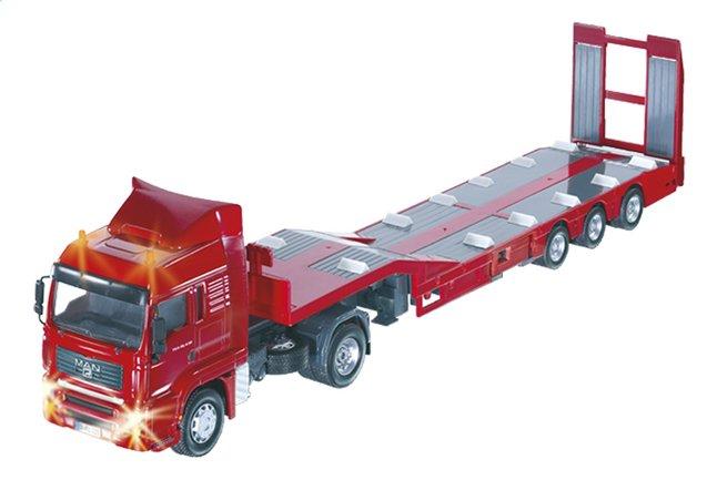 Image pour Siku camion RC Man avec remorque surbaissée à partir de ColliShop