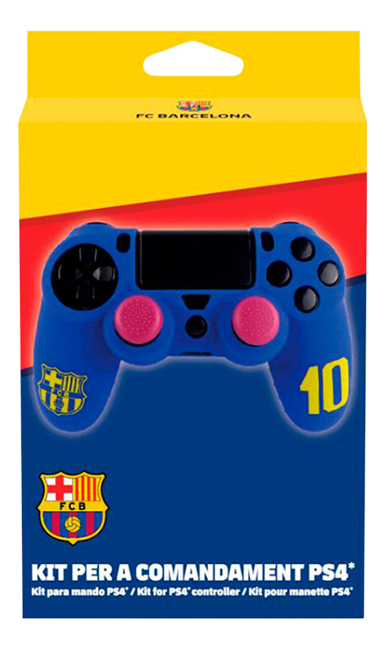 Subsonic kit pour manette PS4 - FC Barcelona