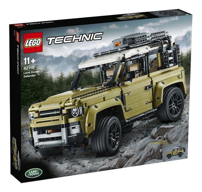 Image pour LEGO Technic 42110 Land Rover Defender à partir de ColliShop