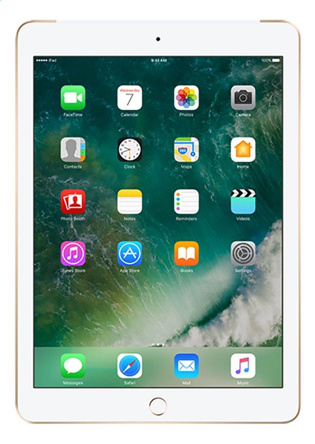 Image pour Apple iPad Wi-Fi + Cellular 128 Go or à partir de ColliShop