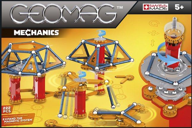 Afbeelding van Geomag Mechanics 222 stuks from ColliShop