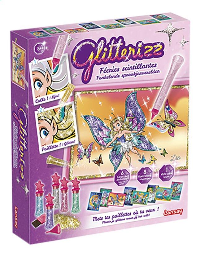 Image pour Lansay Glitterizz Féeries scintillantes à partir de ColliShop