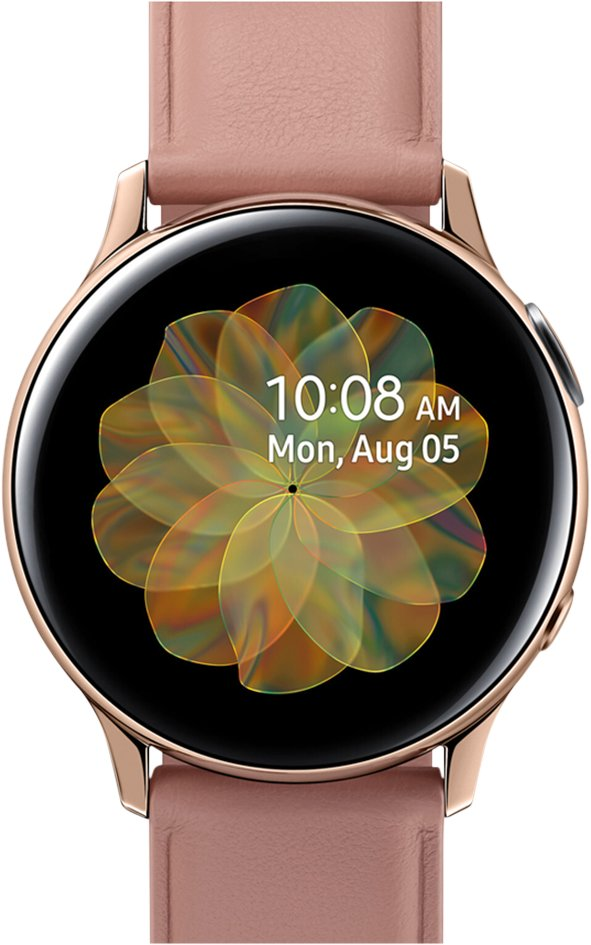 Samsung smartwatch Galaxy Watch Active 2 40mm Stainless rosegold