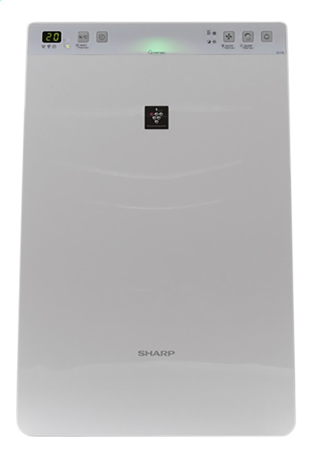 Image pour Sharp Humidificateur/purificateur d'air KCF32EUW à partir de ColliShop