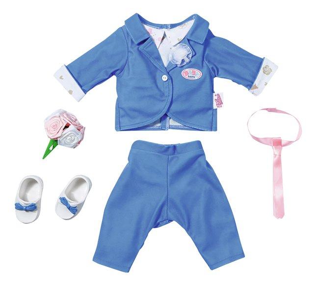 BABY born set de vêtements Boutique Deluxe Groom