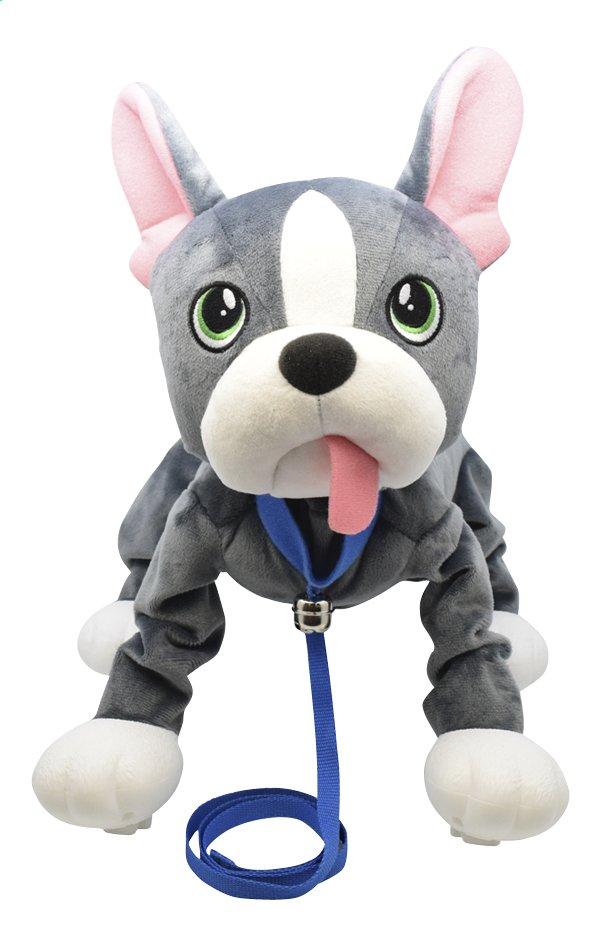 Image pour Peluche sautillante Les Toufous Bulldog à partir de ColliShop