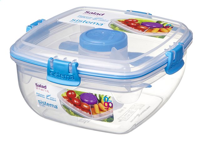 Sistema Lunchbox To Go Salad 1,1 l