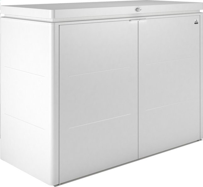 Afbeelding van Biohort tuinberging HighBoard wit from ColliShop
